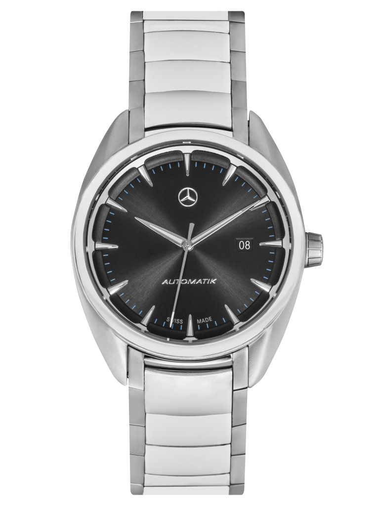 Mercedes Benz Launches New Swiss Made Wristwatch Collection